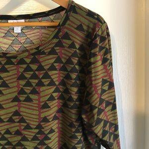 Geometric Julia Dress
